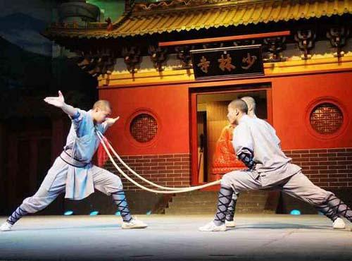 Shaolin Kung Fu Training Shaolin Monks Training In China