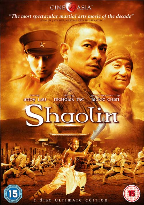 Shaolin 2011 2010 The New Shaolin Temple Movie 2011 2010